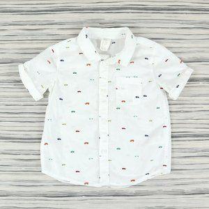H&M shirt, boy's size 9-12M